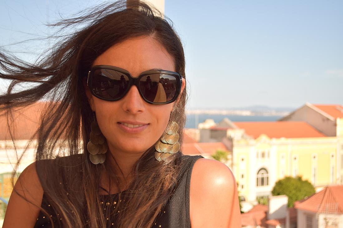Natalia en Lisboa