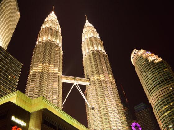 Las Torres Petronas, Kuala Lumpur