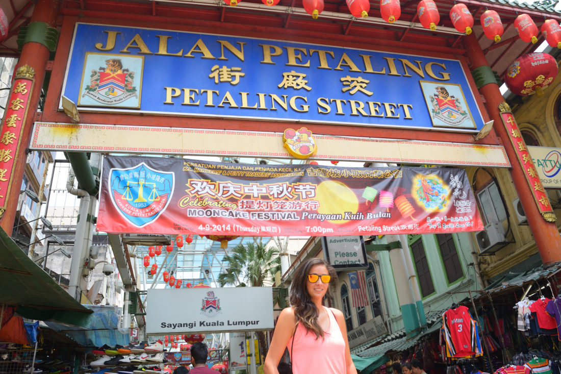 Petaling Street en KL Chinatown