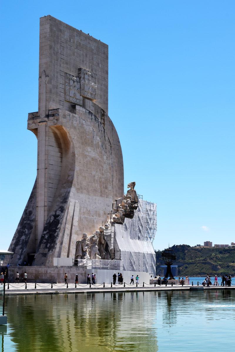 Monumento a los Descubridores, Lisboa