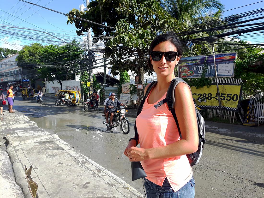 Calles de Boracay