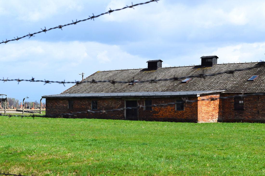 Barracón en Auschwitz - Birkenau