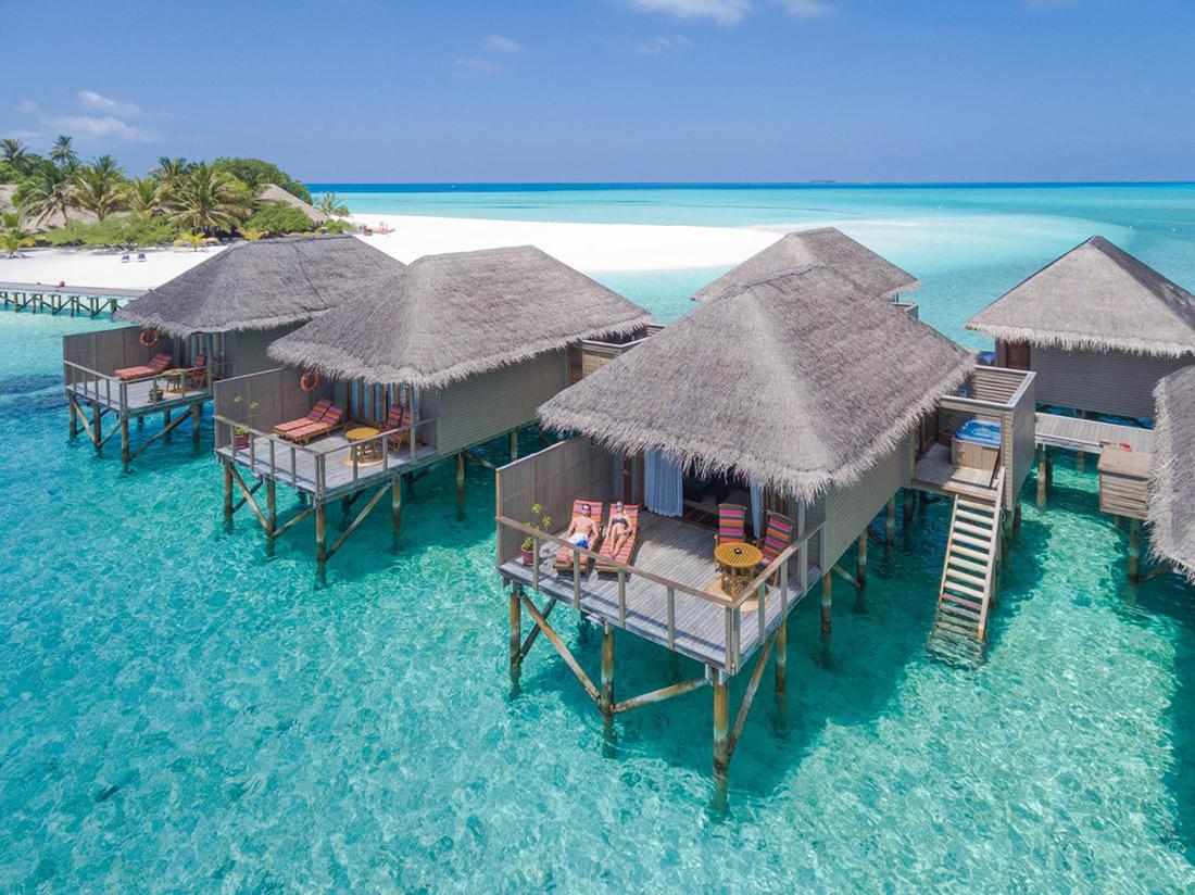 Meeru resort Maldivas