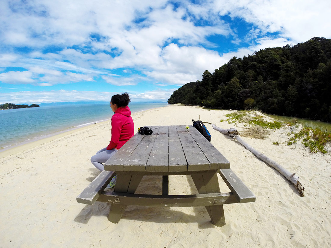 Playa en Abel Tasman National Park