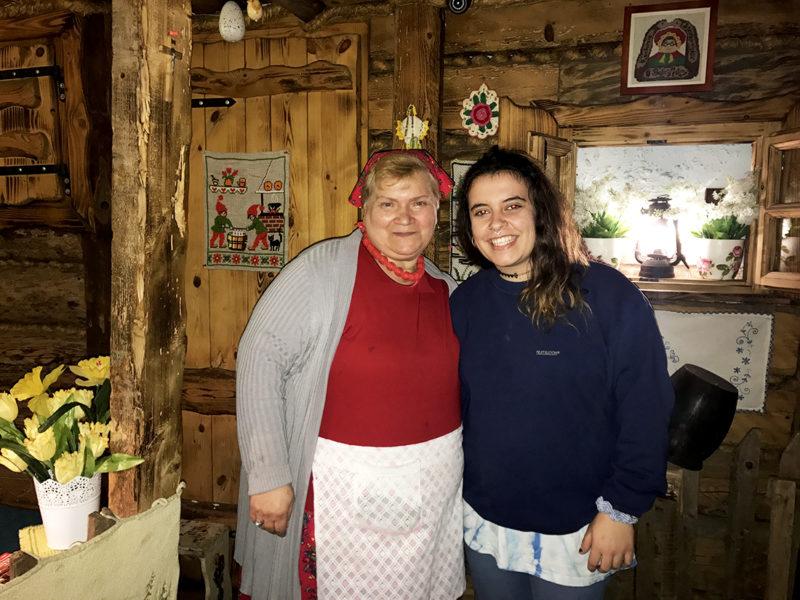La Abuela del restaurante Babci Maliny