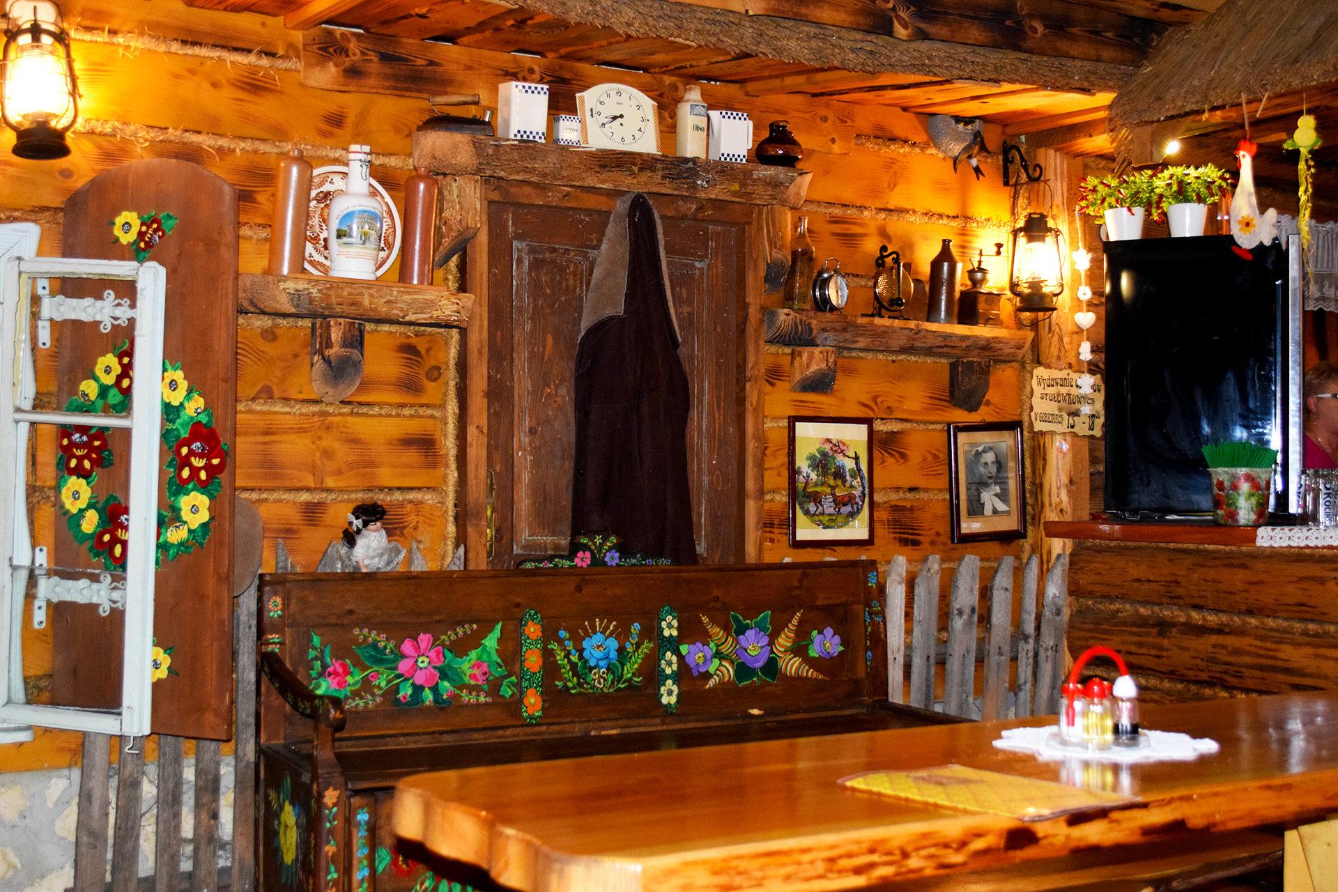 restaurante Babci Maliny Cracovia