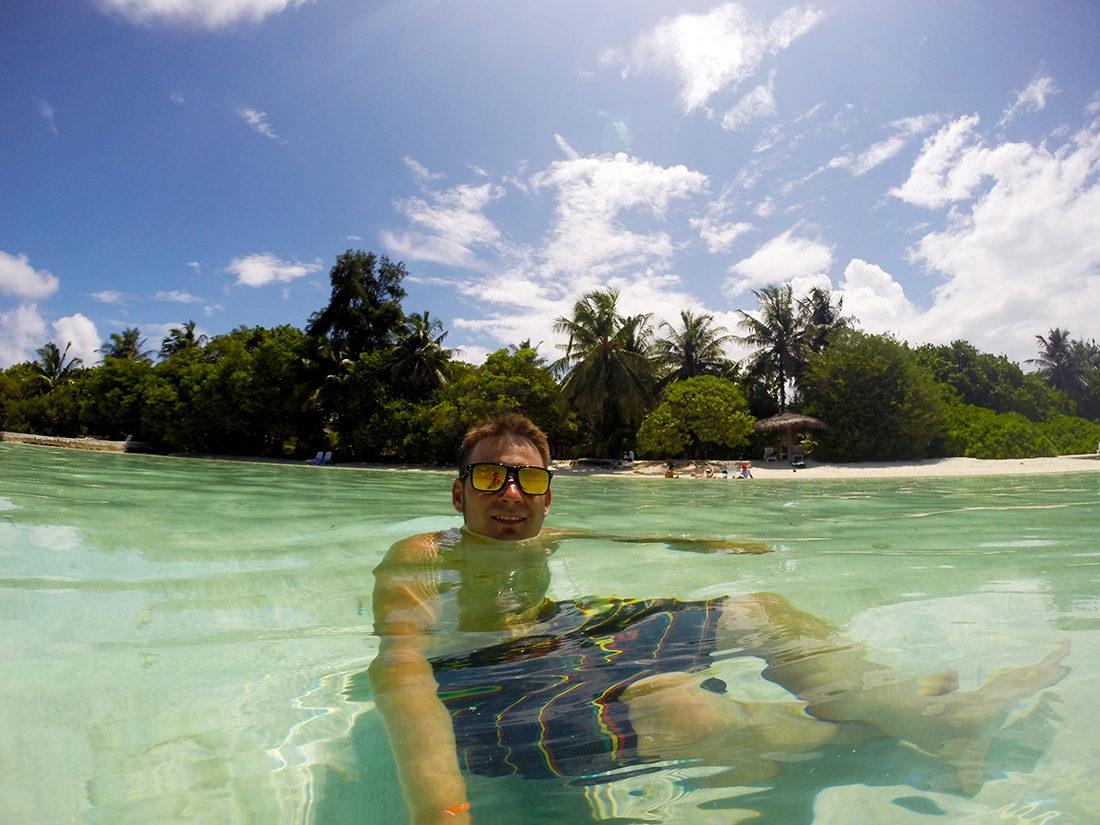 Laguna de Hudhuranfushi resort