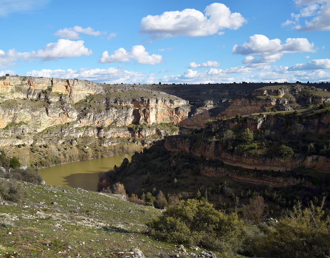 Parque Natural Hoces del río Duratón