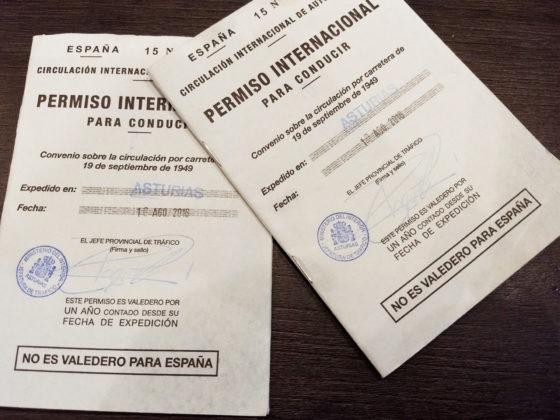 Obtener Permiso Internacional de Conducir