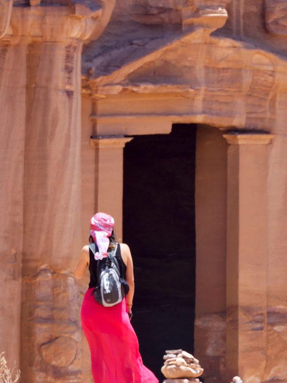 El Monasterio en Petra
