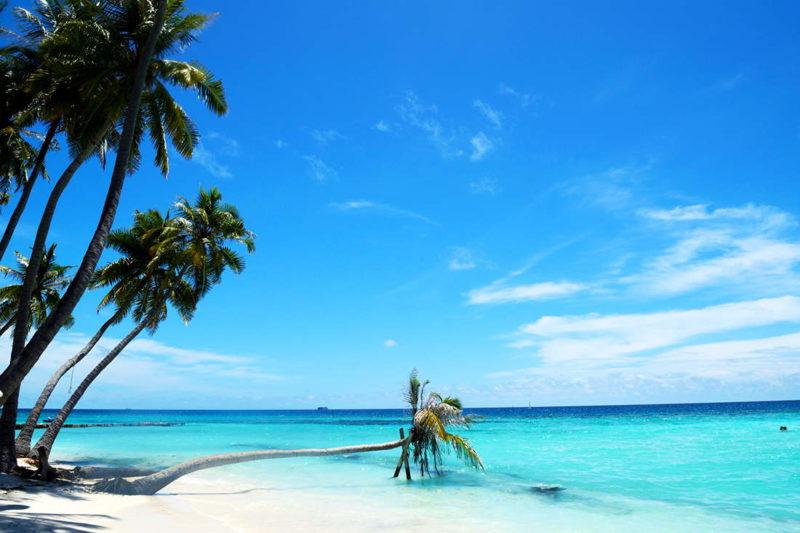 Bikini Beach en Maafushi