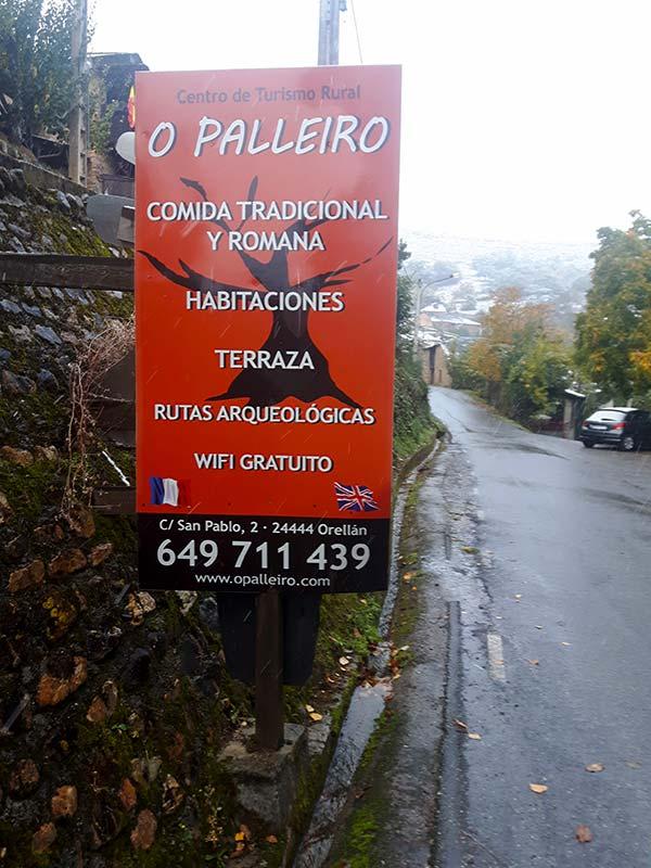 O Palleiro en Orellán