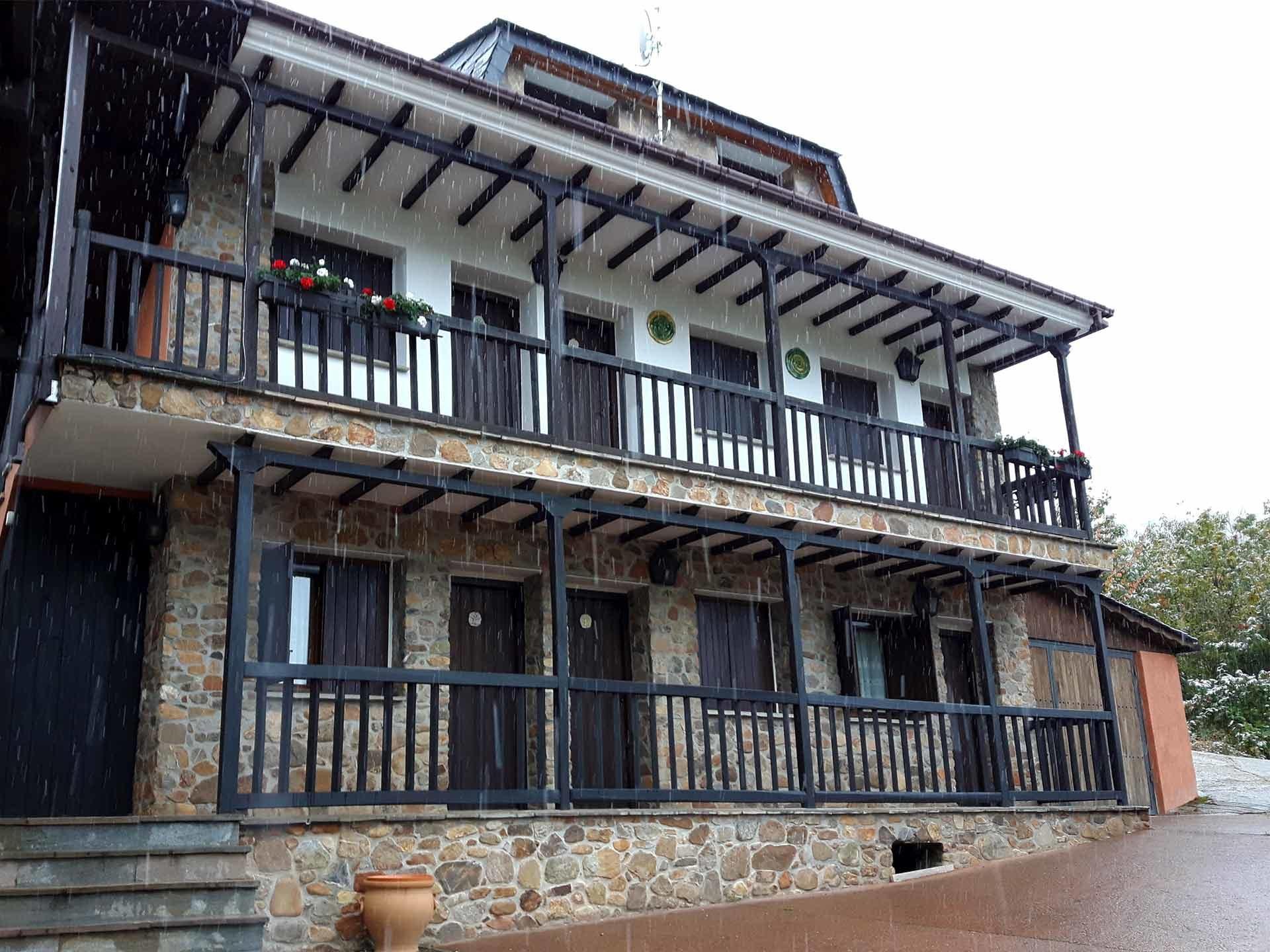 Habitaciones de O Palleiro, Orellán