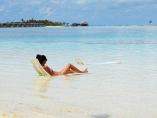 Laguna en Hudhuranfushi resort
