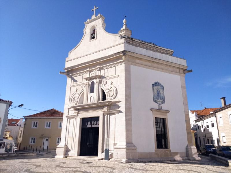 Capilla de San Gonzalito en Aveiro