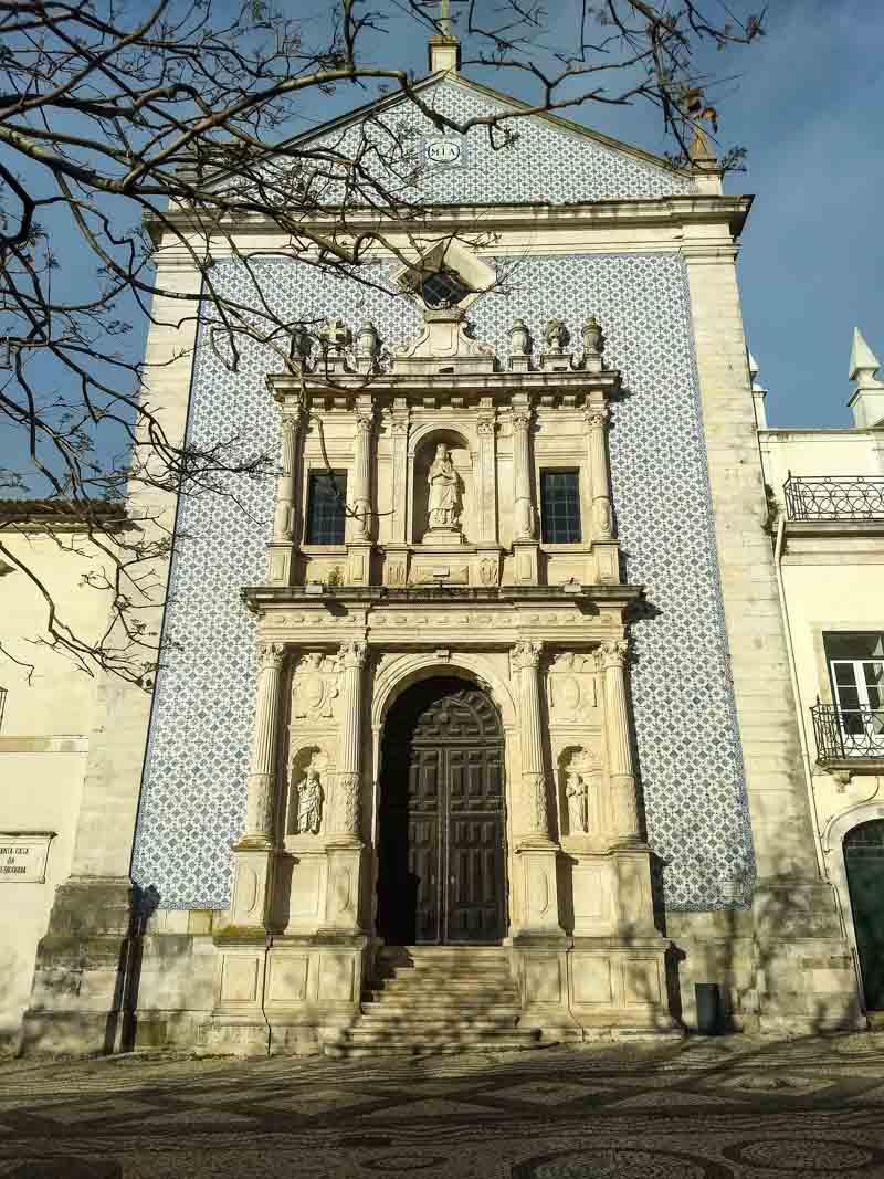 Iglesia de la Misericordia en Aveiro