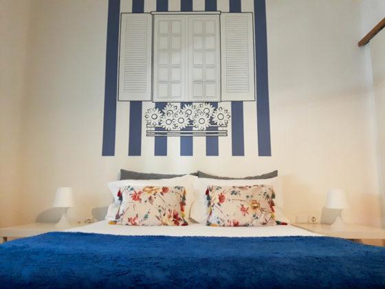 Habitación en OC Salon Charm Hostel & Suites
