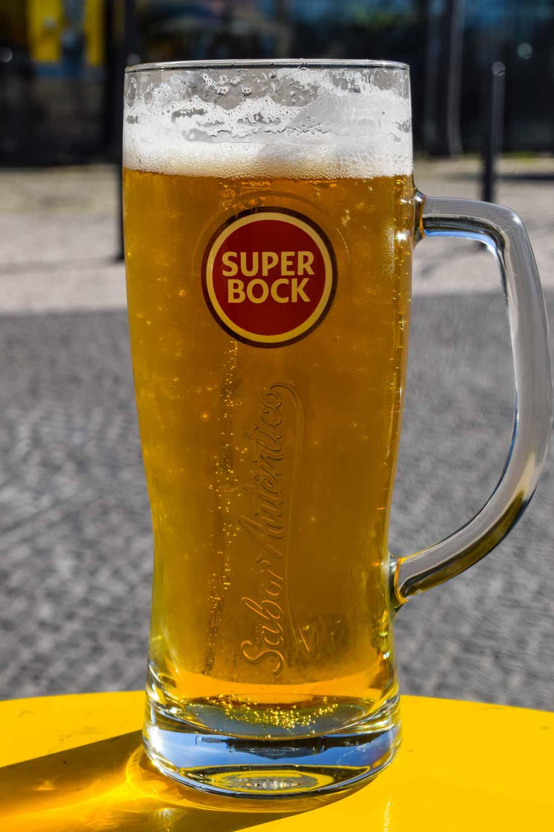 Super Bock en Aveiro