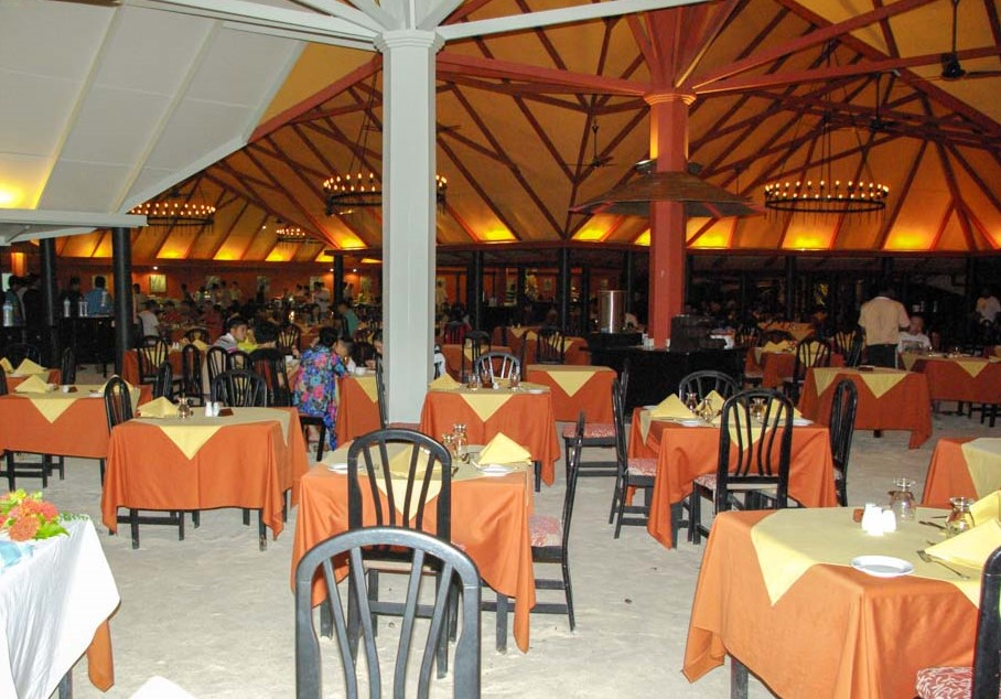 Comedor en Lohifushi
