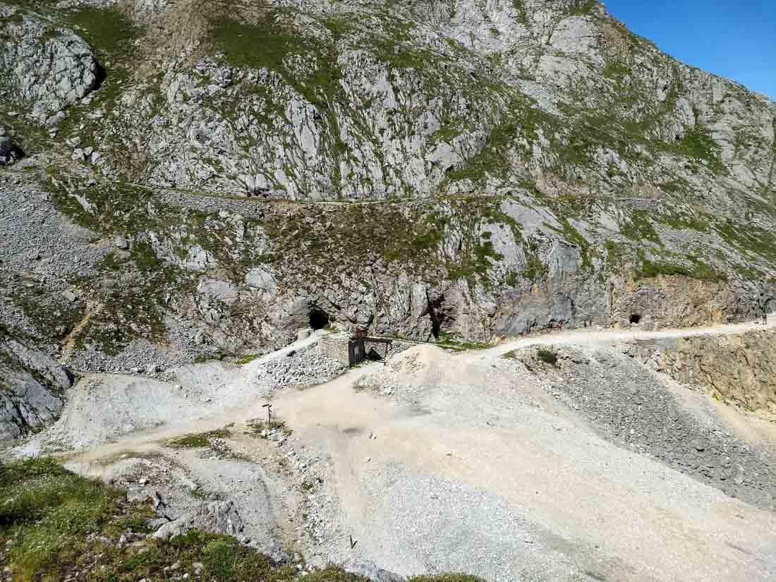 Explotaciones mineras en Ándara