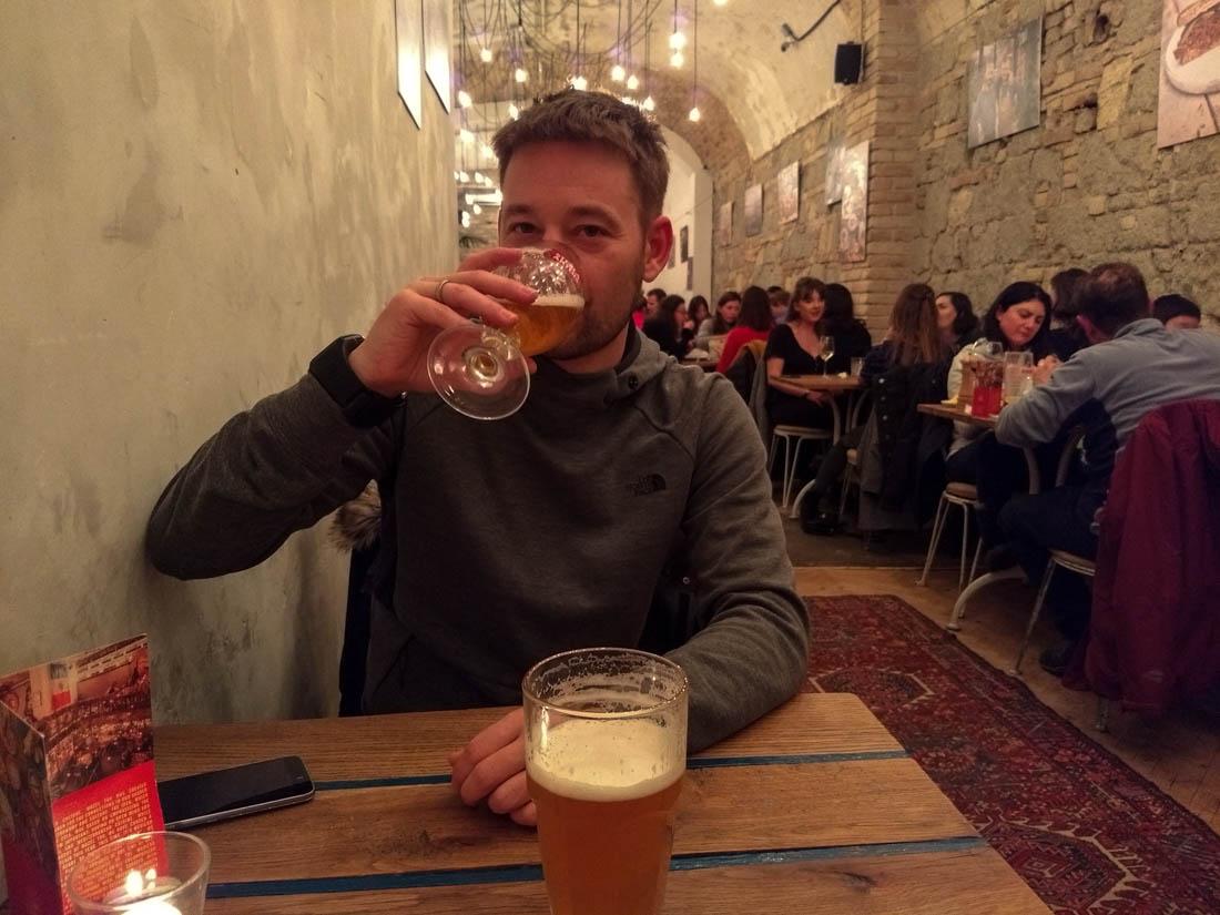 Mazel Tov en Budapest