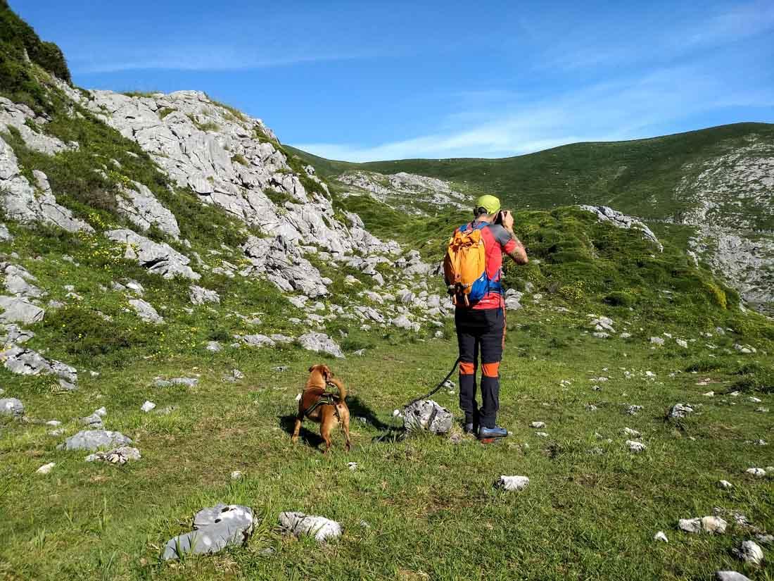 Sergio y Yim de MSS Mountain
