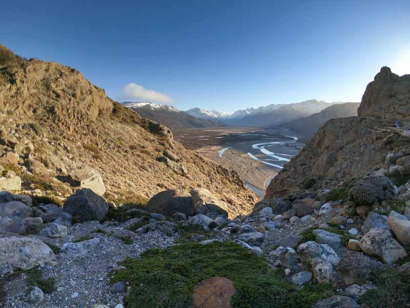 Valle del Rio de las Vueltas