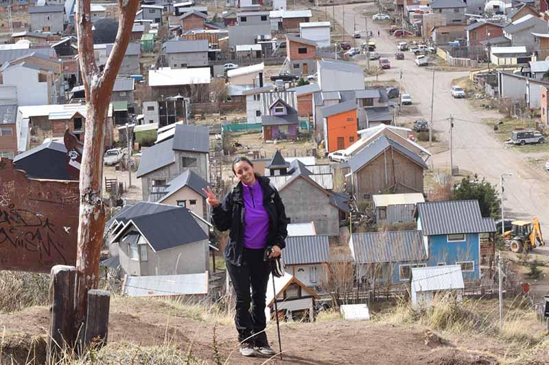 El pueblo de El Chalten