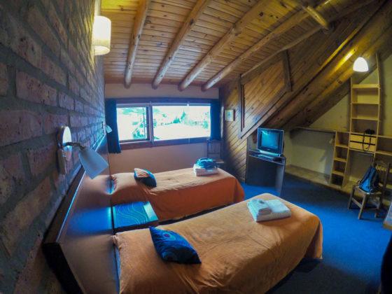 Habitación hotel Patagonicus El Chaltén
