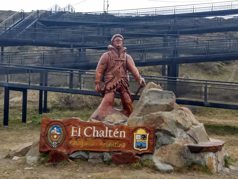 Monumento a la escalada El Chaltén