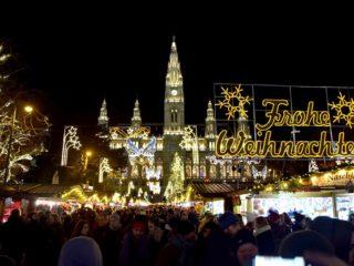 Nochevieja en Ayuntamiento de Viena
