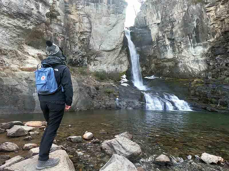 Cascada Chorrillo del Salto el Chalten