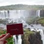 En Cataratas de Iguazú
