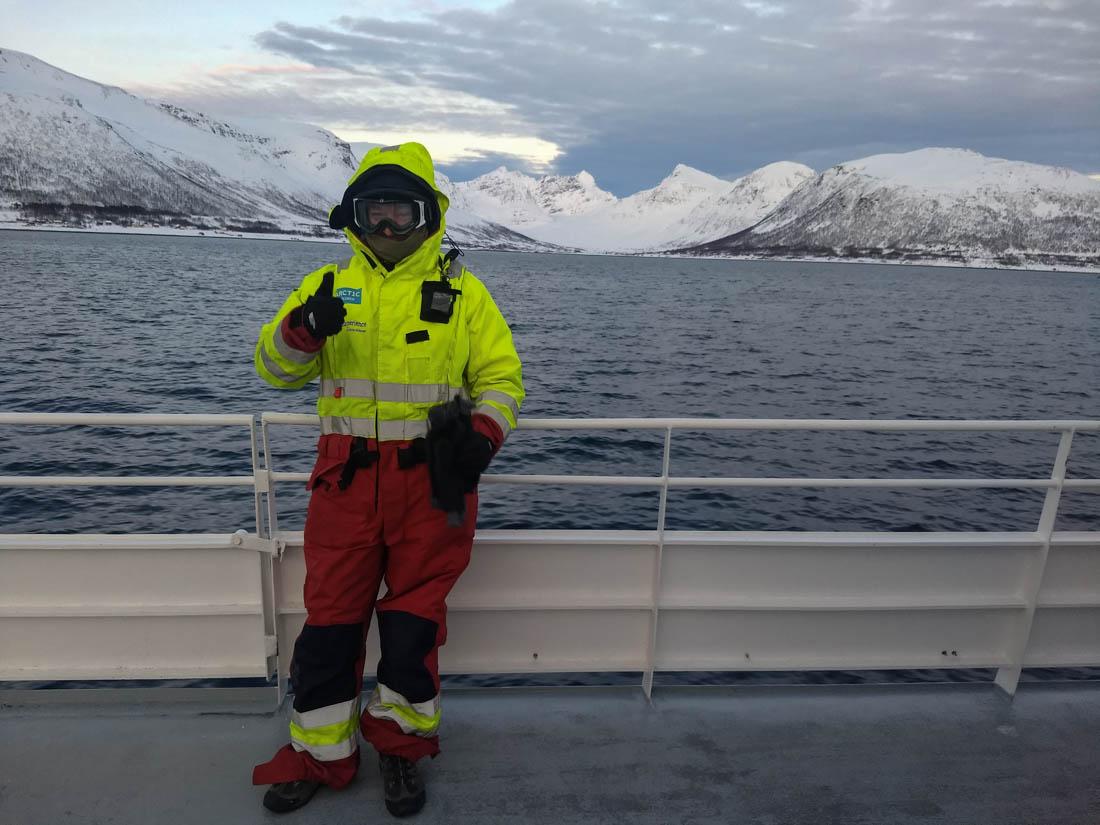 Ver Orcas en Noruega