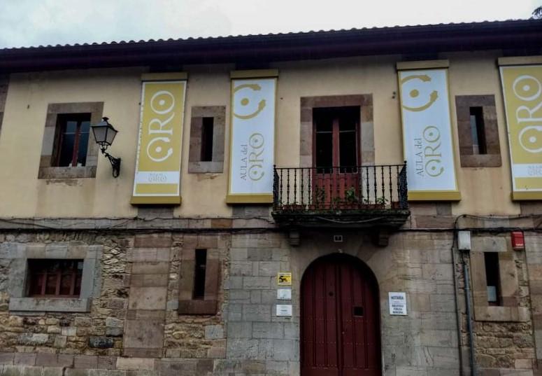 Aula del Oro Belmonte de Miranda
