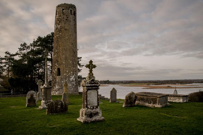 Torre O´Rourke Clonmacnoise