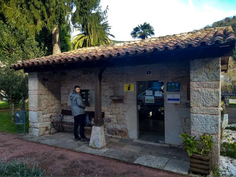 Oficina de Turismo en Belmonte de Miranda