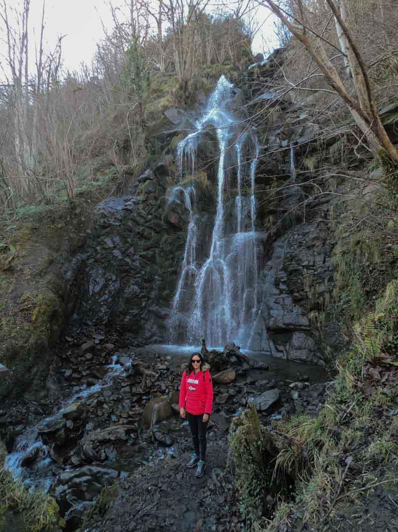 Cascada Xurbeo Murias