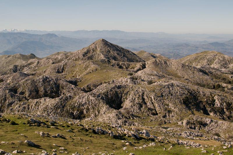 Pico Pienzo en Asturias