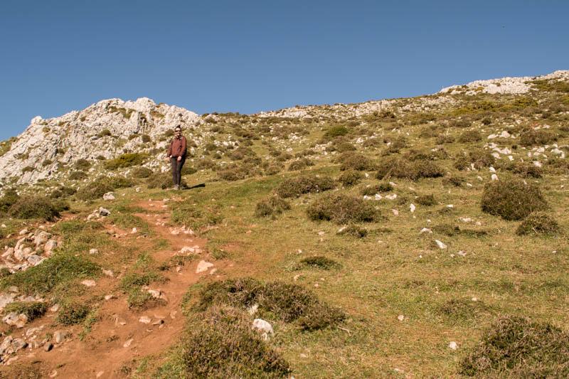 Picu Pienzu ruta Asturias