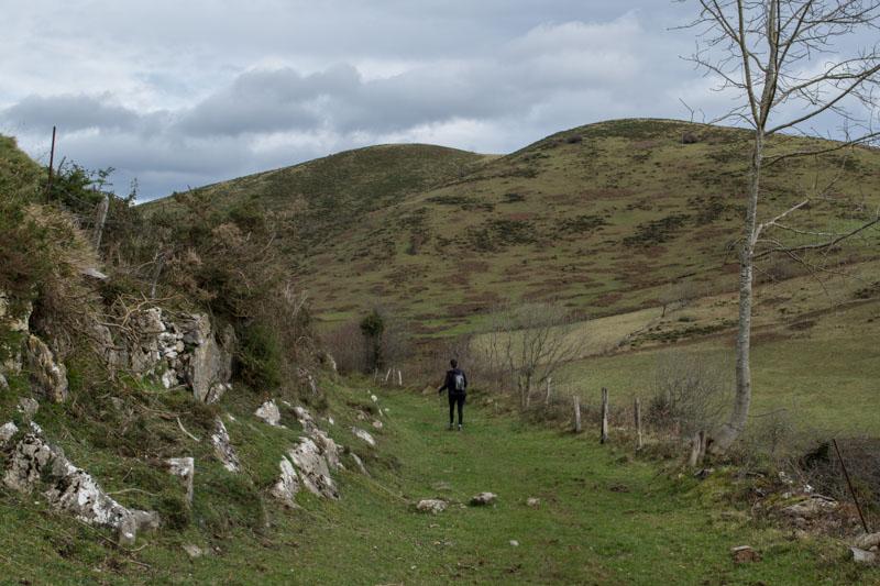 Ruta de La Castañal Belmonte de Miranda