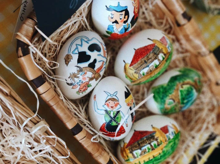 Martes Huevos Pintos