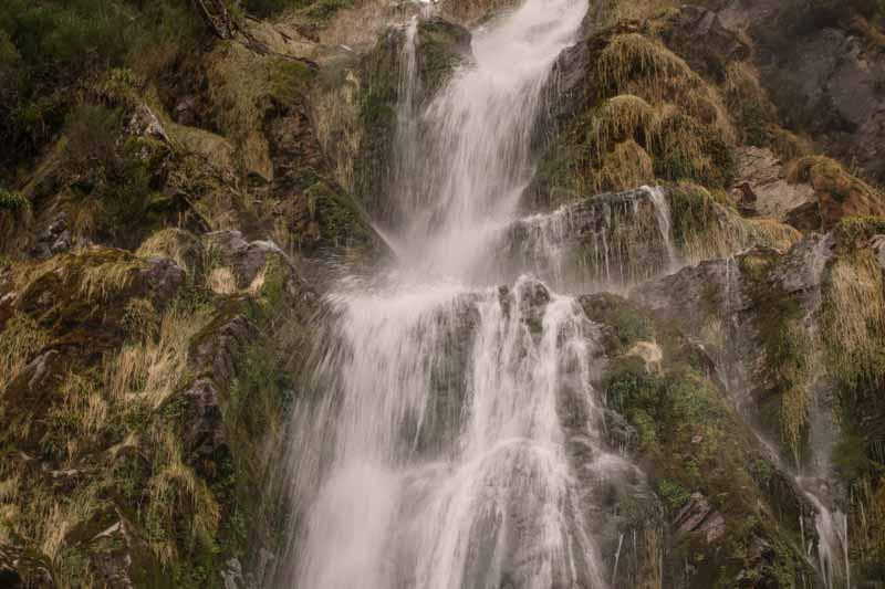 Cascada Tabayón Mongallu