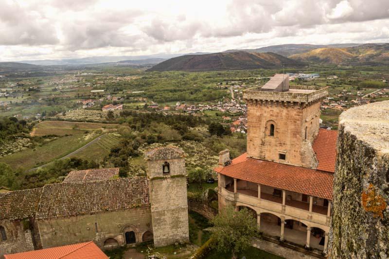 Monterrei Castillo