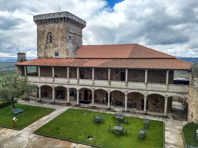 Parador Castillo Monterrei