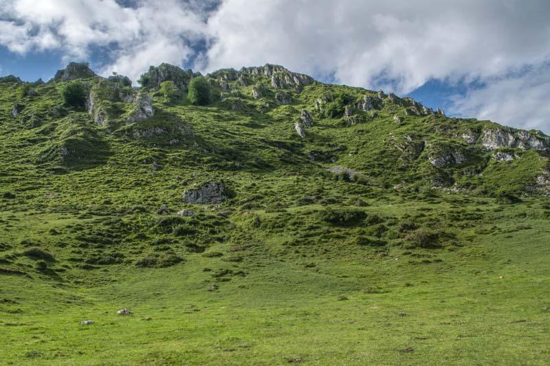 Peña Mayor en Asturias