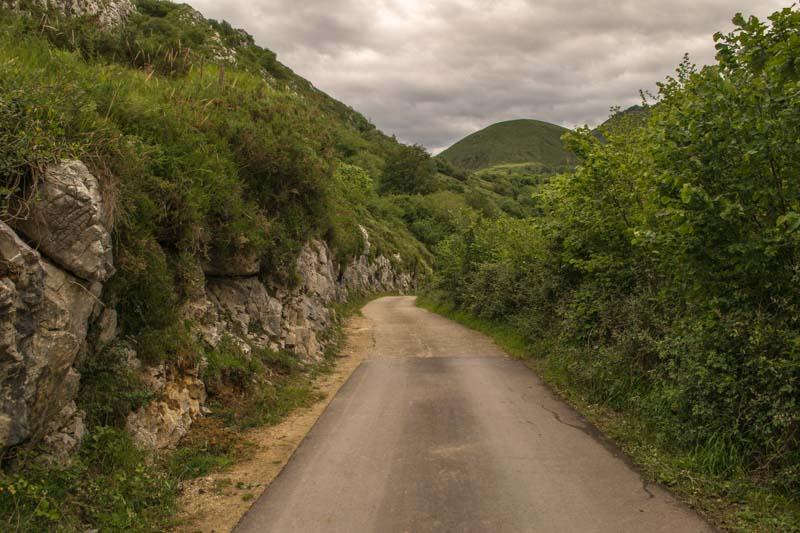 Pico Redondo en Sierra Mayor.