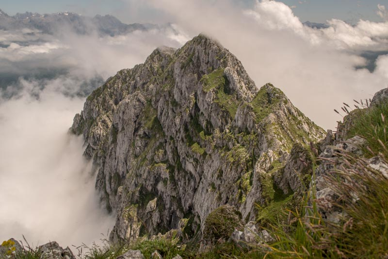 Pico Tiatordos Asturias