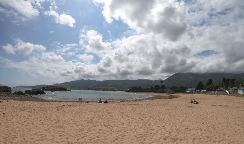 Playa de la Isla Asturias