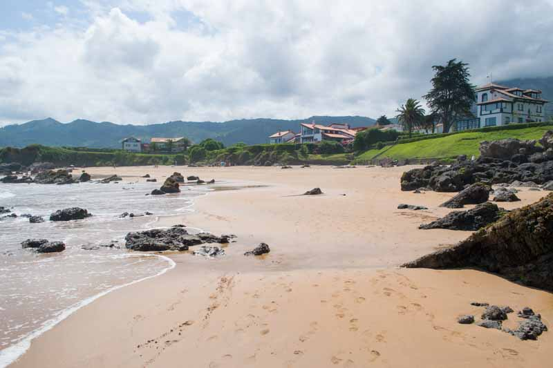 playa del Barrigón Asturias
